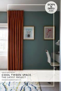 The latest project from London based Born & Bred Studio. Making Space, Interior Design Companies, Happenings, Little People, Interior Design Inspiration, Tween, Playroom, Nursery, Kid