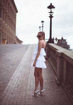 Ecstasy Models — the-streetstyle: White viakenzas