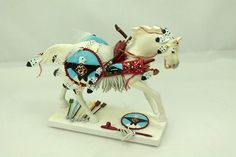 Trail of Painted Ponies SACRED REFLECTION OF TIME Western Horse Figurine 1E/9812 #weboys10