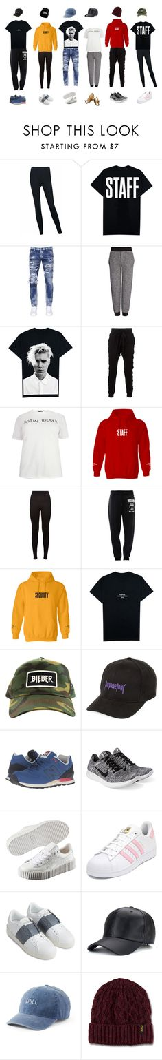 """""""Untitled #358"""" by samy-bieber ❤ liked on Polyvore featuring Dsquared2, Joseph, Blood Brother, Boohoo, Dolce&Gabbana, Moschino, Justin Bieber, New Balance Classics, NIKE and Puma"""