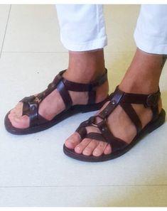 Men sandals Style GRUNGE by Sandali Shop #mensandals