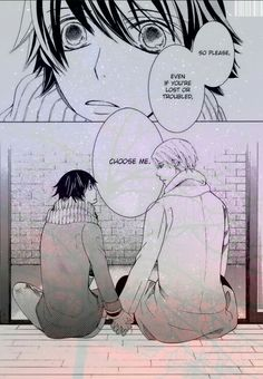 Misaki and usagi #JR chapter 86