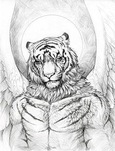 Angel by hibbary on DeviantArt