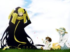 07-Ghost: our little world by rinity OCs Bankai