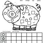 Count the shapes and use your data to fill out the graph. * PLEASE REMEMBER TO LEAVE FEEDBACK!*...