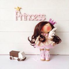 Принцесса сшита на заказ