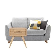 Šikovný nákup nábytku a dekorácií Love Seat, Couch, Furniture, Home Decor, Diy Home, Decorating Ideas, Shops, Settee, Decoration Home