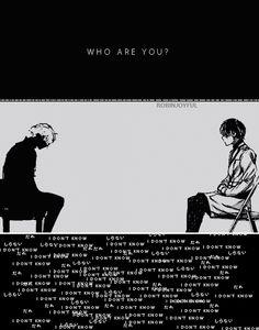Quem é você?/ Não sei