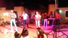 Local band at Salon Benny More in Holguin, Cuba