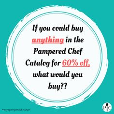 Whether you want to shop for new kitchen tools, get free products by hosting a cooking show, or start your own Pampered Chef business, I can help you do it all. Pampered Chef Party, Pampered Chef Recipes, Pampered Chef Catalog, Chef Meme, Banana Pudding Trifle, Chef Images, Pc Memes, Trifle Desserts, Trifle Recipe