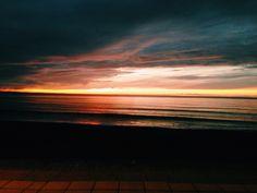 Aberystwyth Sunset.