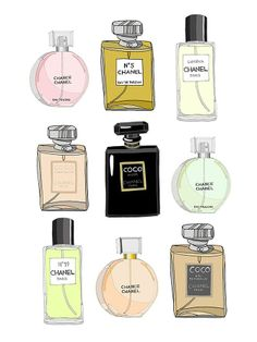 Good perfumes always come in small jars