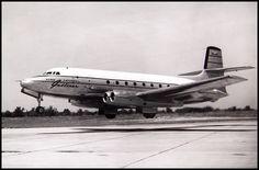 C-102 AVRO Canada Jetliner