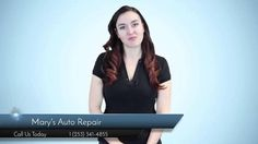 Need Auto Repair? How about a spokesperson video?