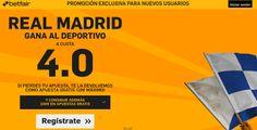 el forero jrvm y todos los bonos de deportes: betfair Real Madrid gana Deportivo supercuota 4 Li...