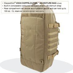 3c3dd09945fd Doppelduffel Adventure Bag (Buy 1 Get 1 Free. Add multiple of 2 to qualify