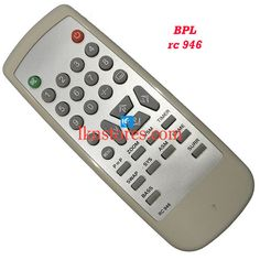Buy remote suitable for BPL Tv Model: RC 946 at lowest price at LKNstores.com. Online's Prestigious buyers store.