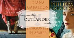 """""""Outlander's"""" season two finale is set to run this weekend. Happily, the Starz hit has been renewed for seasons three  and  four but we all know what will follow after this weekend's finale—major withdrawal for all things historical romance, fantasy, and court intrigue. To help with your symptoms, we've gathered together a list of books to make the long wait till season three all that more bearable."""