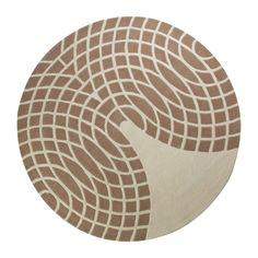 CASANOVA Møbler — Verner Panton - Panton Grande Tæppe - brown mix