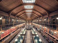 Las bibliotecas más impresionantes de Europa