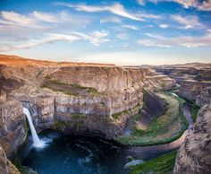 Palouse Falls, Washington + 58 other images that prove that the Pacific Northwest is the best.