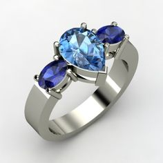 Paige Ring.  Love the color combo.