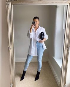 Cute Casual Outfits, Stylish Outfits, Everyday Outfits, Everyday Fashion, Mode Outfits, Fashion Outfits, Hijab Fashion, Mode Ootd, Modelos Fashion