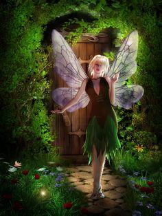 The Sweet Fairy by CherishedMemories on deviantART        b