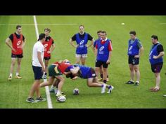 England Rugby Coaching Game Changers series #6 SCRUM TOUCH - YouTube