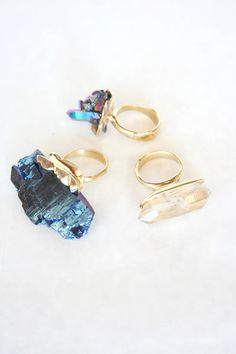rock rings <3