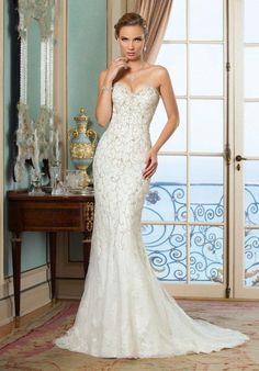 KITTYCHEN Couture ELSA, H141 Wedding Dress - The Knot
