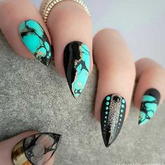 Fab Ideas for Stiletto Nails Designs: Create Your Look ★ See more: https://naildesignsjournal.com/stiletto-nails-hip-ideas/ #nails #beautynails
