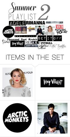 """40/40"" by gigglescackerpoodle ❤ liked on Polyvore featuring art and Summerplaylist"