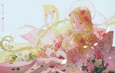Beautiful Anime Girl, Anime Love, Manga Girl, Anime Art Girl, Familia Anime, Manga Collection, Anime Princess, Princess Zelda, Fanarts Anime