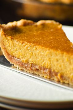 This is quite possibly the best pumpkin pie recipe out there Why It's got two layers (chestnut and pumpkin), and it calls for fresh squash in lieu of the canned stuff