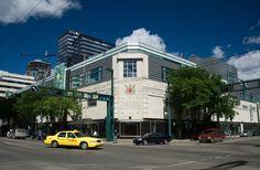 New Office, Edmonton