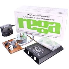 The new Rega High Performance Motor Upgrade Kit includes the low noise, low vibration motor designed and developed for Rega'sr range of multi award winning turntables Universal Motor, Company News, Home Tv, Hifi Audio, Record Player, Tv Videos, Spare Parts, Turntable, Kit