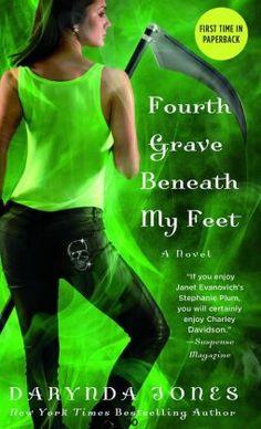 darynda jones charley davidson series   Grave Beneath My Feet (Charley Davidson Series #4) by Darynda Jones ...