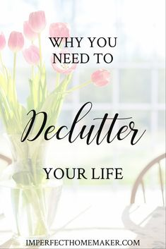 """Why you need to declutter your life. Sometimes the """"extras"""" crowd out what's really important in life! Christ Centered Marriage, Christian Homemaking, Declutter Your Life, Virtuous Woman, Christian Resources, Daily Encouragement, Christian Families, Parenting Articles, Women Of Faith"""