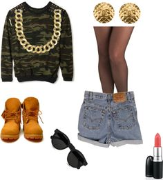 """Untitled #175"" by rayja12 ❤ liked on Polyvore  i could make this outfit now!"
