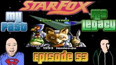 My Past His Legacy Ep 53 Star Fox SNES GAME OVER Monkey Man