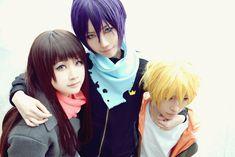 Noragami - Takuwest(沢西) Yato Cosplay Photo - Cure WorldCosplay