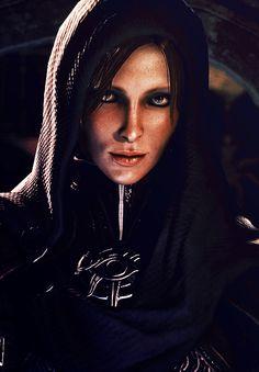 Leliana http://dragonaging.tumblr.com/
