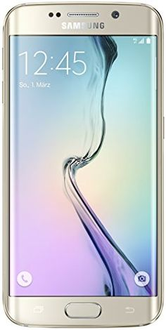 "Samsung Galaxy S6 Edge - Smartphone libre Android (pantalla 5.1"", cámara 16 Mp, 64 GB, Quad-Core 2.1 GHz, 3 GB RAM), dorado [modelo español] - http://www.tiendasmoviles.net/2015/10/samsung-galaxy-s6-edge-smartphone-libre-android-pantalla-5-1-camara-16-mp-64-gb-quad-core-2-1-ghz-3-gb-ram-dorado-modelo-espanol/"