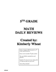 Attached is a series of 5 tree diagram scenarios students can work includes 27 weeks of math daily reviews along with a 10 question quiz for each week ccuart Images