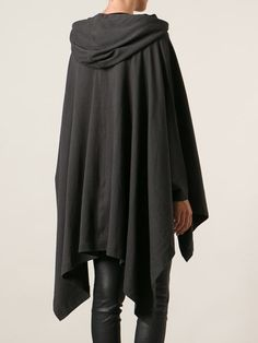Unconditional Zipped Hooded Poncho - Elite - Farfetch.com