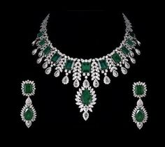 An enchanting Jewellery set