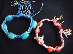 Pulseras Diseños 3F http://disenos3f.blogspot.com.es/