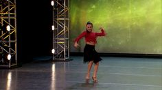 SYTYCD Next Generation: Ruby Castro (Age: 12)