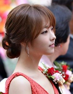 Korean actress, Park Bo-Young